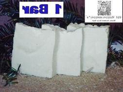 Pure Tea Tree Oil Soap - 1 Bar - 4.1 - 4.5 oz - Antibacteria