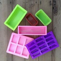 Rectangle Bar Soap Bake Ice Cream Chocolate Candy Cookies Je