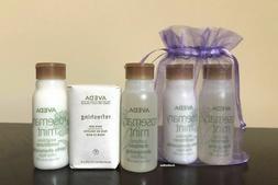 AVEDA Rosemary Mint Shampoo Conditioner and Bath Bar Soap 3