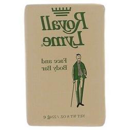 Royall Lyme by Royall Fragrances, 8 oz Face & Body Bar  for
