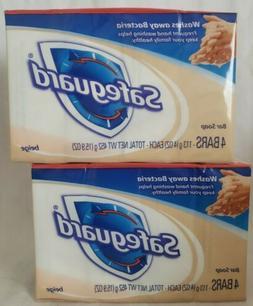 Safegard Bar Soap Antibacterial 4 Oz Beige Color
