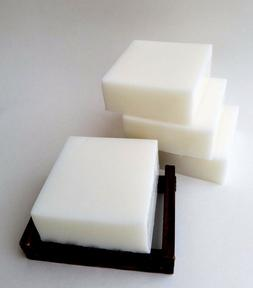 Scented Thick Shea Butter Body Soap - Big 6.5 oz Bar - Choos
