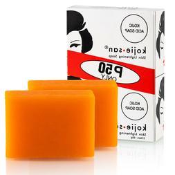 Original Kojie San Skin Lightening Anti-Acne Kojic Acid Soap