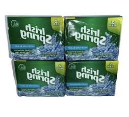 Irish Spring Soap Bar, Moisture Blast, 3.2 oz x 2 bars ea, 4
