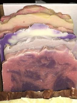 Soap by the pound One Lb Soap Ends Bulk Sample Size Natural