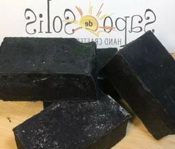 Soap- Peppermint & Tea Tree Charcoal Face Bar