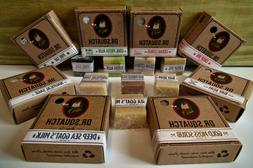 Dr Squatch Soap Sample Size Pack. 8, 1/4 Bars of the Most Po