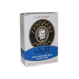 Grandpa's Thylox Acne Treatment Bar Soap with Sulfur - 3.25