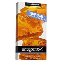 Neutrogena Transparent Soap Bar 3 Pack Fragrance-Free