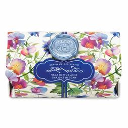 Michel Design Works Triple Milled Shea Butter Bath Soap Bar,