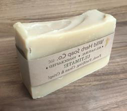ULTIMATE FACE & BODY SOAP BAR |May aid in ridding acne | Pur