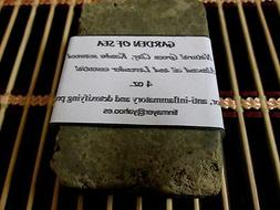 Unique handmade Soap with Kombu Algae and Natural Green Clay