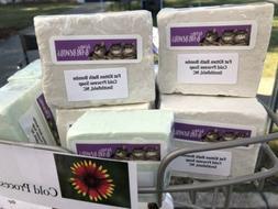 Wholesale Bulk Lot 6 Soap Bars, natural, vegan, Organic Soap